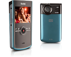 Kodak Zi8 Pocket Video Cam